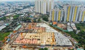 CĐT CII mở bán 20 suất nội bộ dự án Diamond Riverside, Q8. DT 72 m2, 2PN. giá 1,6 tỷ