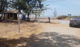 Bán đất cần giờ - 2 mặt tiền biển đường ke đá và đường bùi lâm