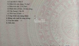 Bán nhà sổ hồng có 3 mặt tiền, số 106 đường nguyễn đình chiểu, p. hàm tiến, tp. phan thiết