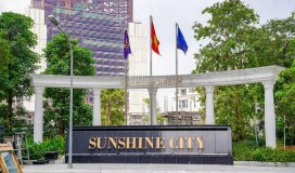 Cần bán suất ngoại giao sunshine city 3pn 99,5m2, ban công hướng nam giá rẻ hơn cđt, lh: