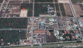 Chính chủ cho thuê đất mặt tiền 10,2m, đường hùng vương, trung tâm trảng bom, đồng nai