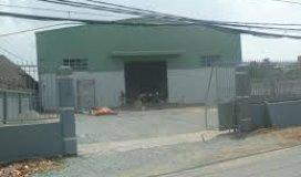 Cho thuê kho xưởng diện tích 1000m2 giá 40tr/tháng ở tô ngọc vân quận 12