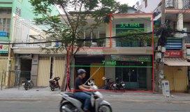 Cho thuê nhà nguyên căn chính chủ mặt tiền quận 1, diện tích sử dụng 220m2