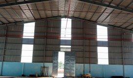 Chuyên cho thuê kho xưởng trong và ngoài kcn, tỉnh long an. dt từ: 500 - 18.000m2, lh: