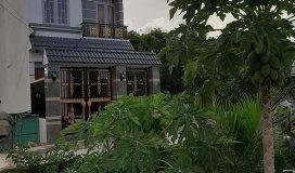 Bán nhà 2 lầu mới xây tặng nội thất cao cấp xã Phước Hậu, Cần Giuộc, Long An. LH: 0932.002.542 Hồng