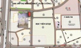 Ở ĐÂU RẺ HƠN ?? Dự án Hanhud, đường Hoàng quốc việt, Giá chỉ từ 25 tr/m2.