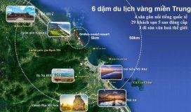 Mở Bán giai đoạn 1 với 69 căn Villa Ck 12% tại 6 Miles Coast Resort Lăng Cô