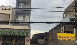 Bán đất mặt tiền đường An Dương Vương, P.10, Quận 6 tiện xây văn phòng