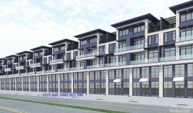 Hot- mở bán dự án shophouse korea town - khu cn sam sung - yên phong bắc ninh giá chỉ 10tr/m2