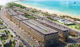 Nhà phố 5 tầng ven biển tuy hòa,phú yên chỉ với 4,8 tỷ,cam kết mua lại 25%,thuê lại 10%.