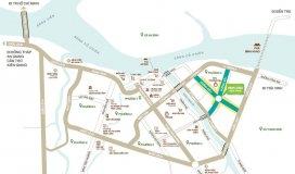 830 triệu/nền 100m2 đất nền dự án trung tâm tp vĩnh long new town, hỗ trợ nh. ck 18%,