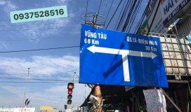 Đất QL 51 SHR ngay chợ Long Thành mới DT đẹp 100m2, giá tốt có NH hỗ trợ LH 0937528516, sang tên nga