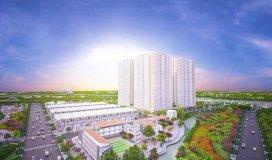 Nhà phố liền kề dự án City Gate 3, Q8. Dt 5x18m, 1 trệt 3 lầu, giá 8,8 tỷ(VAT)