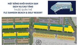 Bán đất xây khách sạn mặt biển Sầm Sơn Thanh Hóa, S từ 500-1300m2