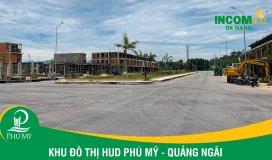 Bán đất khu đô thị Phú Mỹ đã có sổ đỏ riêng