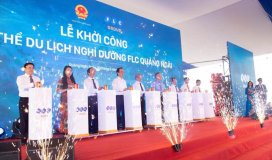 Quần thể du lịch nghỉ dưỡng FLC Quảng Ngãi