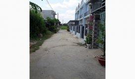 Bán nhà nhỏ ở Long An giáp huyện Nhà Bè (gần cầu Rạch Dơi), DT 3x4.5m, giá 320tr