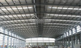 Cho thuê kho xưởng 4500m2 mới xây dựng theo tc cn tại kcn nhơn trạch 2, đồng nai, lh