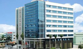 Cho thuê văn phòng building duy tân. diện tích 176m2 tầng 2, giá 57 triệu/tháng