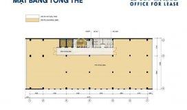 Cho thuê văn phòng quận 2, citigate office building, diện tích từ 100m2 - 850m2, giá 347  nghìn