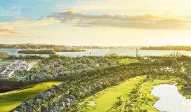 đất nền sổ đỏ trong sân golf giáp vincity - mt lộ giới 60m - xd tự do - chỉ 1,2 tỷ/nền