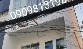 Bán nhà mới đẹp Cách Mạng Tháng Tám, Q10 giá chỉ 9.8 tỷ (TL).