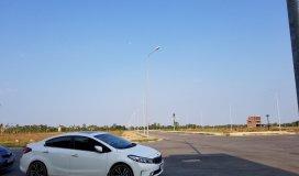 Đại lộ Phú Quý con đường trung tâm dự án rộng 50m