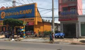 Cần bán nhà mặt tiền đường Hùng Vương, TT Gia Ray, H. Xuân Lộc, tỉnh Đồng nai.