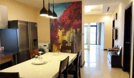 Bán gấp CH  60 Hoàng Quốc Việt, căn hộ 12,  DT 117m2, giá 29tr/m2, bc Đông, viw hồ.