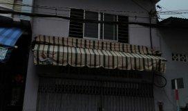 Bán nhà hẻm 7m đường Mai Xuân Thưởng, Q. 6,dt 4* 15m,giá chỉ 5.4 tỷ TL.