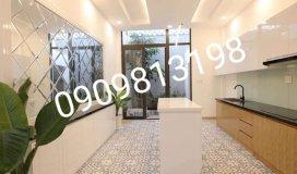 Nhà đẹp Bùi Minh Trực, P6Q8 78m2 chỉ 6.6 tỷ (TL).