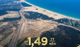 Đất nền ven biển dự án Nhơn Hội New City