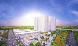 Nhà phố liền kề dự án City Gate 3, Quận 8. Dt 5x18m,1 trệt 3 lầu, giá 8,8 tỷ(VAT)