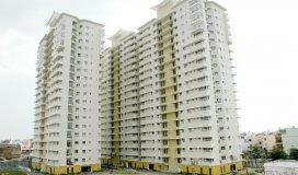 Cần bán gấp căn hộ An Phú block A đường Hậu Giang Q6 ,