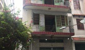 Nhà ở liền, căn góc hẻm xe hơi Hoàng Dư Khương P12 Q10(4,6x3,7)