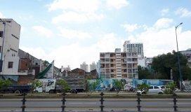 đất mặt tiền đường võ văn kiệt, quận 5, giá: 3,5 tỷ/nền 60m2. lh:  thu