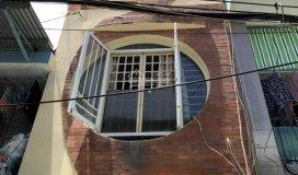Hot! chính chủ bán gấp căn nhà 3 tầng 4 pn dt 116,9m2. giá rẻ nhất khu vực. lh